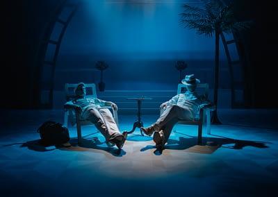 Kouvolan Teatteri – Herrasmieshuijarit