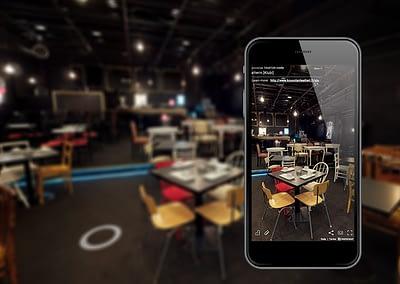 Teatterin Klubi – Virtuaaliesittely